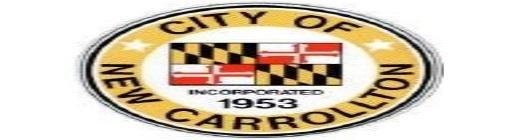 City of New Carrollton, MD