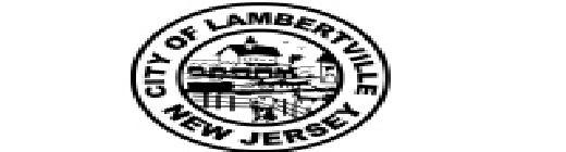 City of Lambertville, NJ