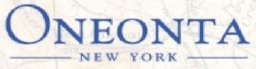 City of Oneonta, NY