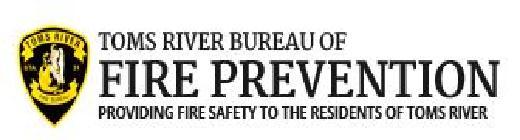 Toms River Bureau of Fire Prevention, NJ