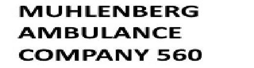 Muhlenberg Area Ambulance Association, PA
